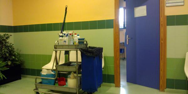 Empresa De Limpiezas En Zaragoza Cangurin
